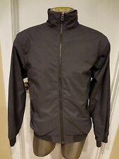 Columbia  man full zipped jacket  medium rare gray bomber style torso padded
