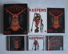 Dungeon Keeper - The Deeper Dungeons - PC Spiele Sammlung - Bigbox