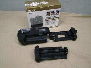 Meike Vertical Battery Grip Holder MK-D7100 for Nikon D7100 & D7200 as MB-D15