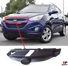 FOR HYUNDAI TUCSON IX35 09-15 NEW FRONT BUMPER UPPER CENTER GRILLE NO BADGE