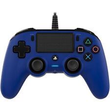 Wired Controller Nacon azul PS4