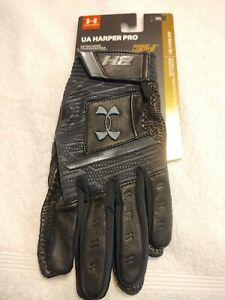 Under Armour Bryce Harper Pro Signature Model Baseball Batting Gloves Men's XXL