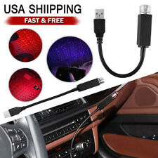 Plug and Play - Car and Home Ceiling Romantic USB Night Light Party Xmas US SELL