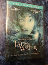 Lady in the Water (DVD, 2006) Widescreen Edition