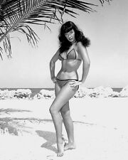 American Model BETTIE PAGE Glossy 8x10 Photo Print Celebrity Centerfold Poster