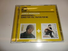 CD 2 for 1: Undiscovered/canzoni for you, Truths for-James Morrison