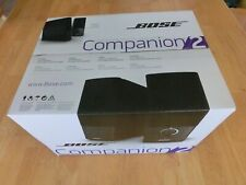 BOSE Companion 2 NEU Multimedia Speaker Serie III Lautsprecher
