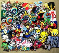 Cartoon Embroidered Iron On Patch Sew Applique Loco Game animal sport Mix DIY