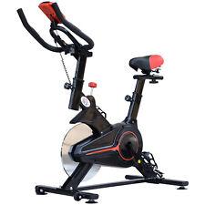 HOMCOM Cyclette Professionale Allenamento Aerobico Fitness Sella Regolabile 102