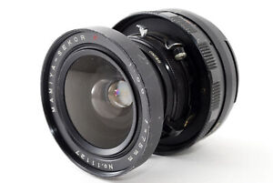 [Excellent] Mamiya Sekor P 75mm f5.6 Lens For Universal Press,Super 23 754587
