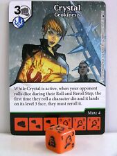 Dice Masters - 1x #059 Crystal Geokinesis - The Mighty Thor