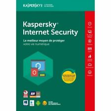 Kaspersky Internet Security 2018 10 PC / 1 AN Multi-Device