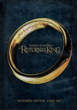 NEW 2DVD EXTENDED EDITION - THE LORD OF THE RINGS - RETURN OF THE KING - 250mi