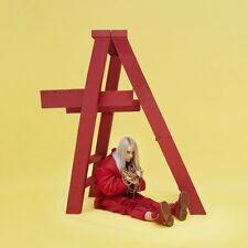 Billie Eilish Dont Smile At Me Vinyl LP Red Coloured New 2017