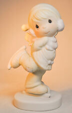 Precious Moments: Dropping In For Christmas - E-2350 - Classic Figure