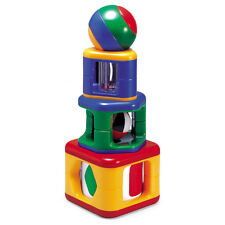 TOLO Stacking Activity Shapes - Educational Toys - 6 months+