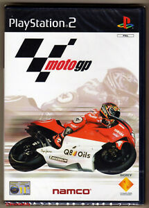 PS2 Moto GP, ( 2000 ) UK Pal, Brand New & Sony Factory Sealed
