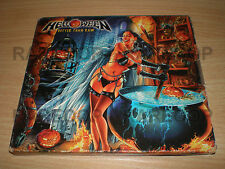 Better Than Raw by Helloween (CD, 1998, Castle) MADE IN ENGLAND