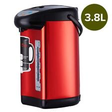 Hot Water Boiler Electric 3.8L Kettle Instant Dispenser Boiling Heating Urn Red