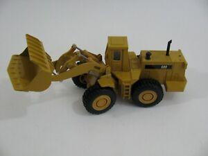 Vintage Ertl 1/50 Scale Die-Cast Caterpillar 988B Wheel Loader #2435 EX