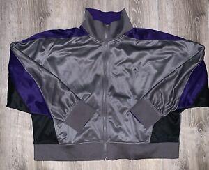 Adidas x Stella McCartney Zip Track Top Jacket FU0727 Women's Size XL MSRP$150