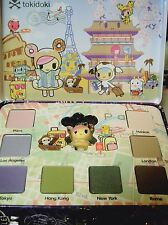Tokidoki Airways Lunch Box Collectible Eye shadow Palette-Great Shades! SEALED
