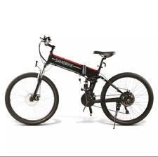 High quality 48V 500w Cycling Electric Bike 21 Speed Foldable SameBike EBike