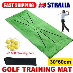 Golf Training Mat for Swing Detection Batting Golf Aid Game Practice Training