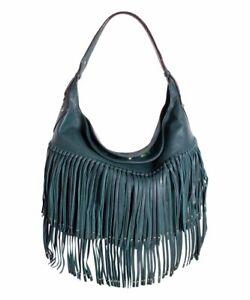 NWT orYANY Stevie Hobo Shoulder Bag in Evergreen Color - MSRP: $239.00