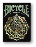 Bicycle - Negro Mágico Jugando a las Cartas Póquer Juego de Cartas Cardistry