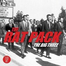 THE RAT PACK - THE RAT PACK 3 CD NEU