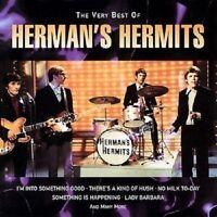 """HERMAN'S HERMITS """"THE VERY BEST OF"""" CD NEUWARE"""