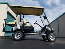 2020 Black Evolution LSV Golf Cart Car Classic 4 Passenger Street Legal