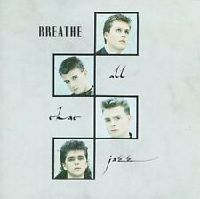 Breathe All that jazz (1988) [CD]