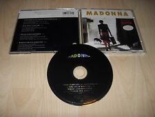 MADONNA - ANOTHER SUITCASE IN ANOTHER HALL (1996 CD SINGLE WITH POSTCARDS)
