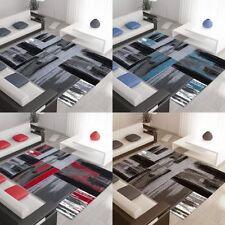 Englische Wohnraum-Teppiche mit geometrischem Muster in aktuellem Design