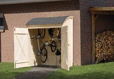WEKA Fahrrad- und Mehrzweckbox Natur 19 Mm