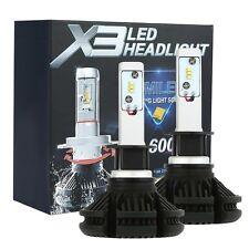 2017 New H1 LED canbus 100W 12000LM Car Headlight Kit Bulb 6500K Fog Beam