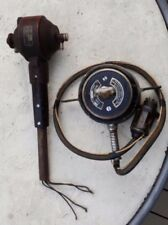Antique S.S. White Dental Motor and Motor Controller