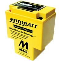 Motobatt Battery For Honda VT1100C Shadow Spirit 85-97