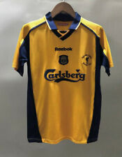 Retro Liverpool Away Shirt 2001 Extra Large L - BNWT - UK Seller FA cup final