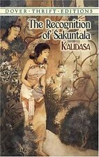 The Recognition of Sakuntala (Dover Thrift Editions) by Kalidasa
