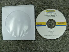New Holland Boomer 20 & 25 Compact Tractor Shop Service Repair Manual CD