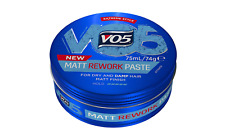 VO5 V05 Extreme Style Matte Rework Paste 75ml