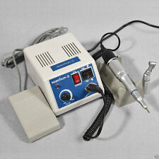 Dental Lab Marathon Electric Micro Motor Polisher N3 + 2X Low Speed Handpiece US