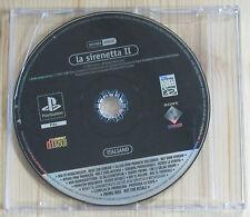 La Sirenetta 2 - Promo Gioco Completo - Italiano - New - PlayStation 1 - PSX