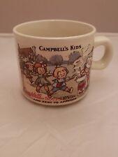 Vintage 1994 Campbell's kids ceramic  soup mug cup Westwood