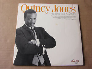 Qunicy Jones The Birth of a Band! Emarcy Jazz Series Vinyl Excellent