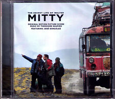 The Secret Life of Walter Mitty Theodore Shapiro CD la vita sorprendenti del