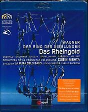Wagner Der Ring Des Nibelungen Das Rheingold Blu-ray NEW